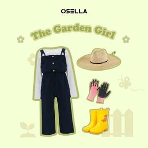 Garden time! rate this look from 1 to 5 in the comments below! . . . . Koleksi Osella bisa kamu dapatkan secara offline di Matahari Dept Store dan showroom terdekat di mall kesayangan kamu atau secara online di: linktr.ee/OSELLA.SHOPNOW