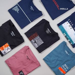 @osellaman's tshirt collection to complete your #WFH outfit!  Shop Osella Online: linktr.ee/osella.shopnow