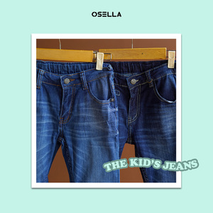 Bahan jeans yang tebal dan awet ini akan selalu mendukung gerakan lincah si kecil, ada banyak jenis model dan warna juga loh moms! . . . . Koleksi Osella bisa kamu dapatkan secara offline di Matahari Dept Store dan showroom terdekat di mall kesayangan kamu atau secara online di: linktr.ee/OSELLA.SHOPNOW