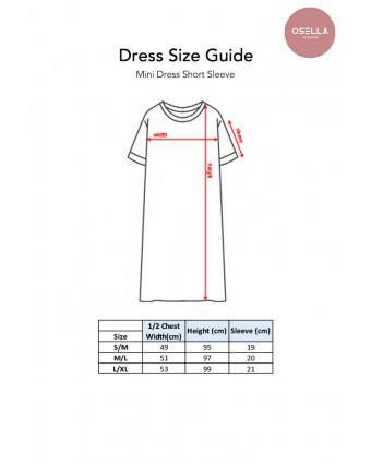 OSELLA Baju Anak Laki-laki T-Shirt White