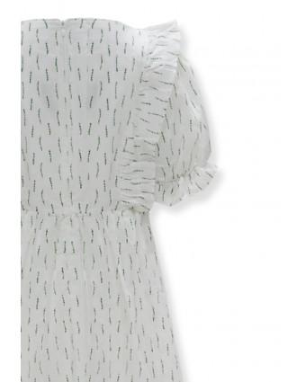 OSELLA Baju Anak Laki-laki kemeja  lengan panjang kotak-kotak Hitam