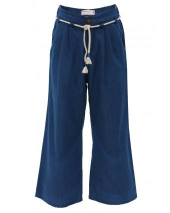 Osella Baju Perempuan T-shirt Raglan Navy