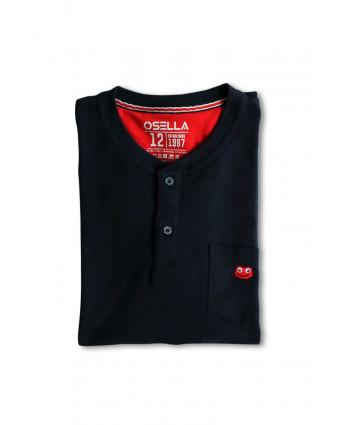 OSELLA Baju pria Polo Royal Blue