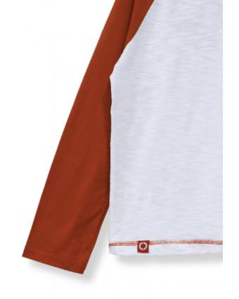 OSELLA Baju pria Polo shirt Indigo