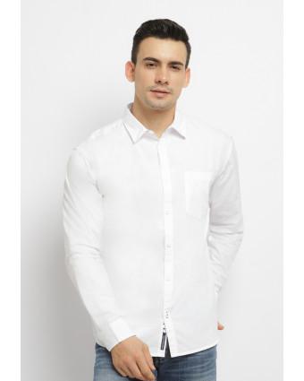 Osella Baju Pria Tshirt LAGUNA BEACH Indigo/Navy