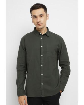 Osella Baju Pria Tshirt SUMMERES CAPE Black