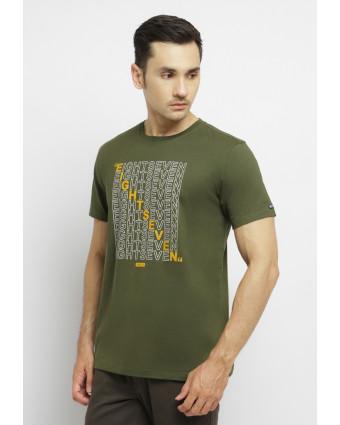 Osella Baju Pria Tshirt lengan panjang